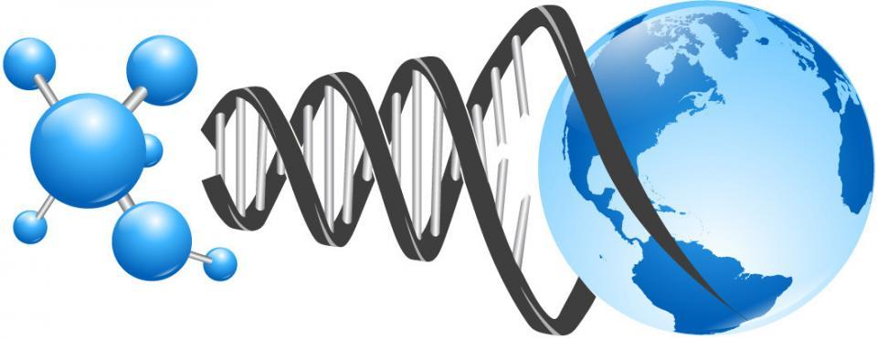 UCSD SRC Molecular Logo