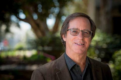 Dr. Keith Pezzoli receives award